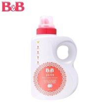 韩国保宁B&B 婴儿洗衣液 宝宝除菌洗衣液 瓶装纤维洗涤剂1500ml