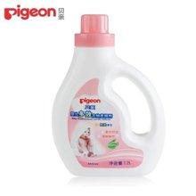 Pigeon/贝亲 1.2L瓶装多效阳光香型宝宝衣物柔顺剂 6952124202355