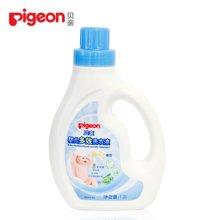 Pigeon/贝亲 1.2L瓶装多效阳光香型宝宝衣物洗衣液 6952124202317