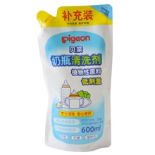 Pigeon/贝亲 600ML奶瓶清洗剂补充装 6952124200764