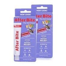 【2盒装】【美国】Afterbite 儿童蚊虫叮咬消炎止痒 20g