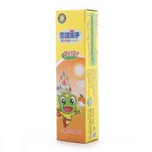 青蛙王子儿童营养水晶牙膏(柠檬)(50g)