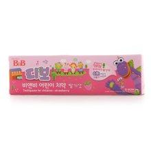 保宁 幼儿牙膏(草莓)(90g)
