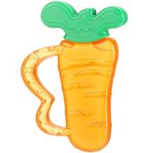 贝亲婴儿入水牙胶(胡萝卜状)(1)