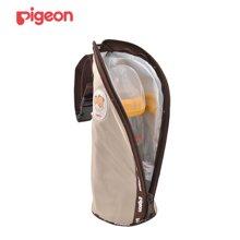 Pigeon/贝亲 灰色扇形奶瓶保温袋 6931025814140