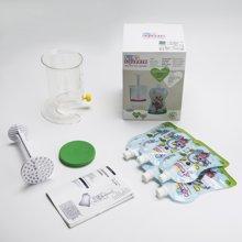 【英国】Fill n squeeze便携式婴儿辅食器研磨套装