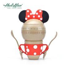 美国HUSKSWARE 迪士尼宝宝辅食餐具 创意幼儿园环保婴儿童套装