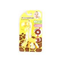 【香港直邮】日本进口KJC婴儿牙胶宝宝牙咬胶小鹿磨牙棒硅胶玩具*1个(多款选择下单请备注,不备注随机发货)