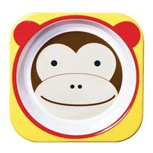 Skip Hop 动物园系列 宝宝仿瓷餐碗 猴子款