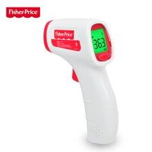费雪(Fisher Price)8808红色婴儿儿童多功能电子温度计奶温水温体温额温枪智能宝宝体温计