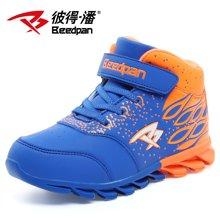 彼得潘童鞋棉鞋男童加绒保暖冬季运动鞋中大童防滑休闲鞋女童棉鞋P872
