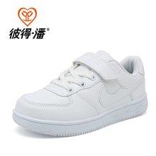 彼得潘童鞋新款男童时尚休闲潮鞋男童鞋学生防滑鞋儿童运动鞋P821