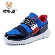 彼得潘童鞋 男童休闲运动鞋春秋新款儿童时尚潮鞋学生跑步鞋P290