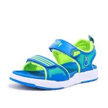 Miffy米菲凉鞋夏季2017新款宝宝儿童沙滩鞋小童中大童男孩童鞋AX054