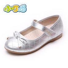 小叮当中大童皮鞋2015夏秋新款女童皮鞋公主鞋软底儿童单鞋 DC50708