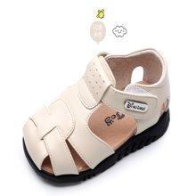 小叮当1-4男童宝宝鞋新款宝宝凉鞋韩版学步鞋防滑软底鞋DB60076