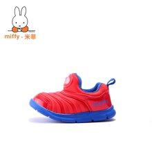 Miffy米菲儿童运动鞋毛毛虫男童鞋春秋款女童跑步休闲鞋宝宝鞋子AD003