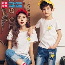 米妮哈鲁童装男童韩版短袖T恤套头短t2017夏装新款YW6246莟