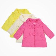 丑丑婴幼 婴幼儿冬季新款棉衣宝宝可爱棉衣