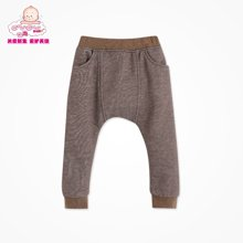 丑丑婴幼春季新款男宝宝1-5岁哈伦裤灯笼裤加绒休闲男童长裤