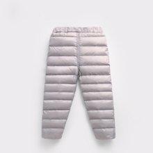 咕噜日记 Purrfect diary 冬季保暖男女童90白鸭绒羽绒裤