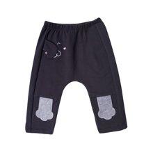 丑丑婴幼 新款精美图案宝宝卡通长裤6个月-3岁