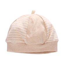 班杰威尔彩棉婴儿帽纯棉松紧胎帽新生儿婴儿帽子