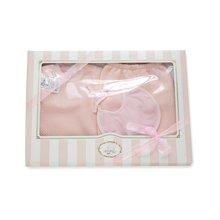 丑丑婴幼男女宝宝6个月-1岁保暖内衣套装礼盒三件套礼盒套装