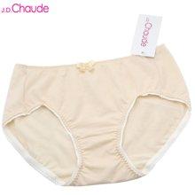 J.D.Chaude暖暖少女纯棉 运动包臀中腰透气健康内裤20610005