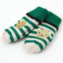 KK树儿童手套保暖五指加厚男童女童滑雪手套冬季小孩宝宝冬天  KQ15394