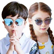 KK树新款儿童墨镜男女童个性时尚舒适可爱防紫外线宝宝太阳镜眼镜    KQ16185
