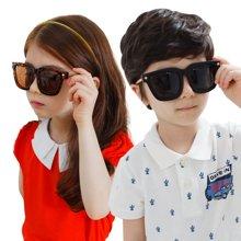 kk树2017新款潮儿童太阳镜男童男童女童墨镜学生个性小孩宝宝眼镜    KQ15310