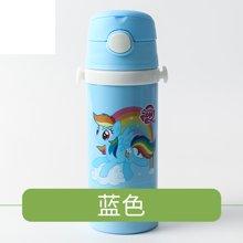 kk树夏季儿童吸管水杯幼儿园宝宝防摔随手杯小学生水壶卡通保温杯    KQ17117