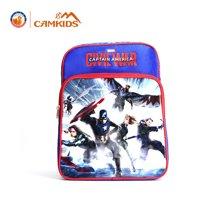 camkids垦牧儿童幼儿园1-6岁双肩包男童漫威卡通背包小学生书包