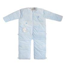丑丑婴幼 时尚分腿睡袋 保暖加长睡袋衣 120*55CM