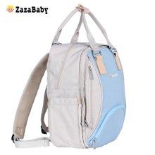 ZazaBaby 妈咪包多功能大容量双肩外出时尚母婴妈妈包