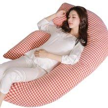 乐孕F型愫棉孕妇抱枕