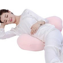 乐孕纳米粒子花朵护腰枕