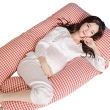 乐孕U型侧睡枕哺乳枕孕妇枕