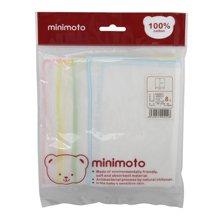 minimoto纱布喂奶方巾8s(YA0411)