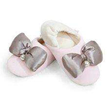 乐孕时尚蝴蝶结孕产妇月子鞋