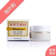 小蜜蜂burts bees 轻盈亮彩眼霜 14g