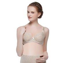 惠葆孕妇装孕妇内衣月子内衣豹纹内衣哺乳内衣防下垂喂奶胸罩乳罩