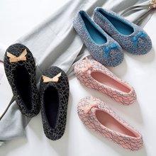 乐孕孕妇鞋月子鞋秋冬季产后拖鞋孕产妇鞋春秋季防滑平底包跟鞋子