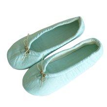 乐孕棉麻月子鞋