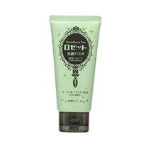 【绿色海泥】日本诗留美屋ROSETTE洗面奶海泥洁面膏清洁毛孔控油 120g