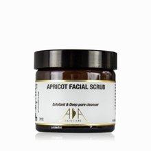 英国AA网杏仁面部磨砂膏60ml洁面去死皮角质促进吸收提亮肤色