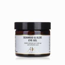 英国AA网海藻芦荟眼胶60ml补水保湿淡化黑眼圈眼袋细纹眼膜眼霜