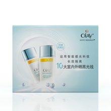 Olay水感透白防晒礼盒(40ml+40ml)