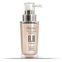 珀莱雅 靓白肌密明模BB霜 40ml 自然色    裸妆遮瑕强美白保湿持久不脱妆粉底